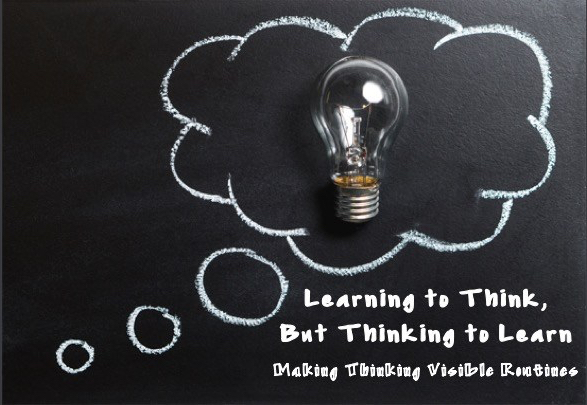 Learning to Think, But Thinking to Learn